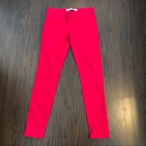 Abercrombie & Fitch pants skinny leg ankle size 4